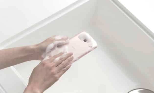 KYOCERA Luncurkan rafre Smartphone Yang Bisa Dicuci Lagi 4