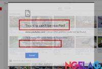 Kenapa YouTube Tidak Bisa Dibuka - Ini Penyebab dan Solusinya