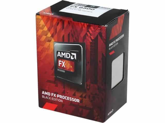 Rakit PC Gaming 5 Jutaan AMD 2017 - AMD Vishera FX-6300