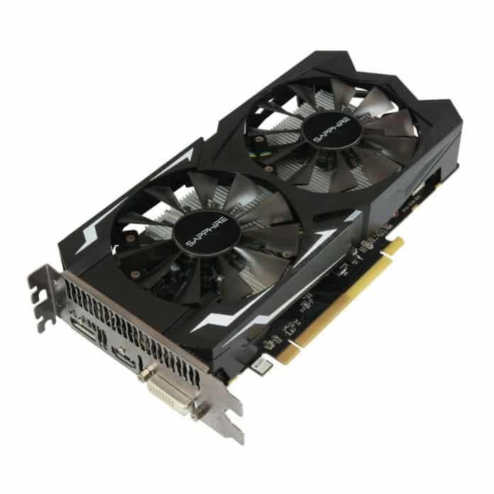 Rakit PC Gaming 5 Jutaan AMD 2017 - Sapphire Radeon RX 460 2GB