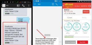 Cara Cek Kuota Indosat Ooredoo 4G Lte Terbaru