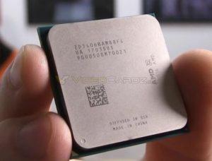 Gambar Tampilan AMD Ryzen 3
