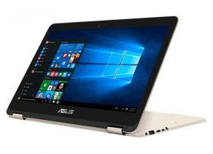 Harga Laptop Asus ZenBook Flip UX360CA Spesifikasi