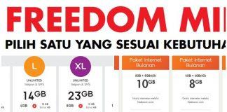 Paket Internet Indosat Ooredoo Termurah Terbaru 2017