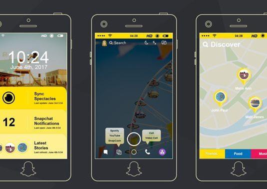 Snapchat Akan Produksi Smartphone Sendiri