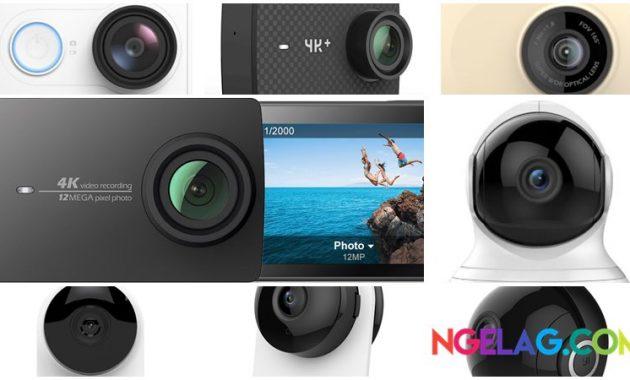 Harga Kamera Xiaomi Yi Dan Jenis-Jenisnya