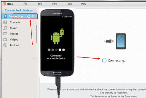 Cara Cek Samsung Asli Atau Palsu Menggunakan Kies
