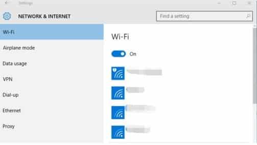 Cara mengaktifkan wifi di komputer windows 10