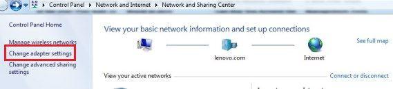 Cara mengaktifkan wifi di komputer windows 7 3