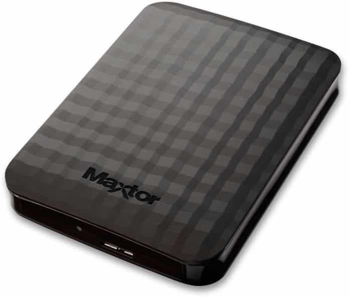Harddisk Eksternal Terbaik Maxtor M3 1TB