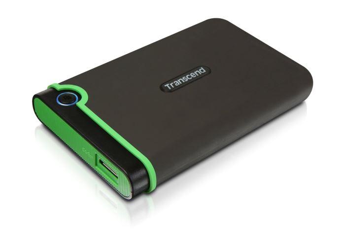 Harddisk Eksternal Terbaik Transcend StoreJet 25M3 1TB