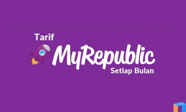Harga Paket Internet MyRepublic Terbaru 2017