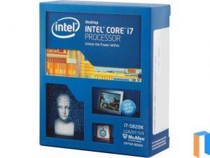 Harga Processor Intel Core i7-5820K Spesifikasi