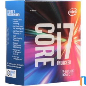 Harga Processor Intel Core i7-6850K Spesifikasi