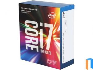 Harga Processor Intel Core i7-7700K Spesifikasi