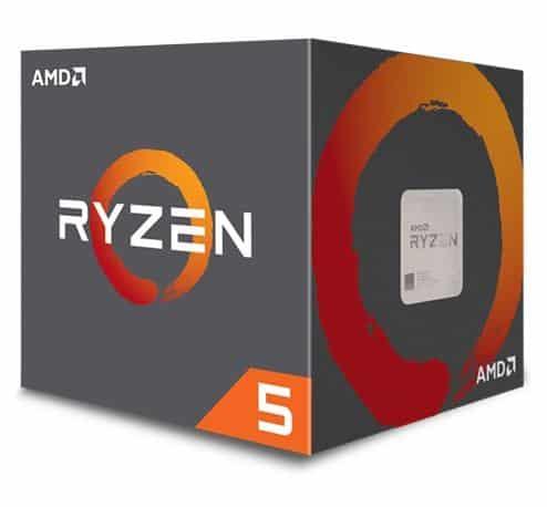 Rakit PC Untuk Editing Video 10 Jutaan - AMD Ryzen 5 1600