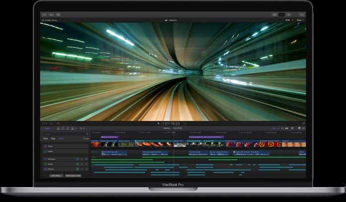 Software Edit Video PC Terbaik Terpopuler - Apple Final Cut Pro X