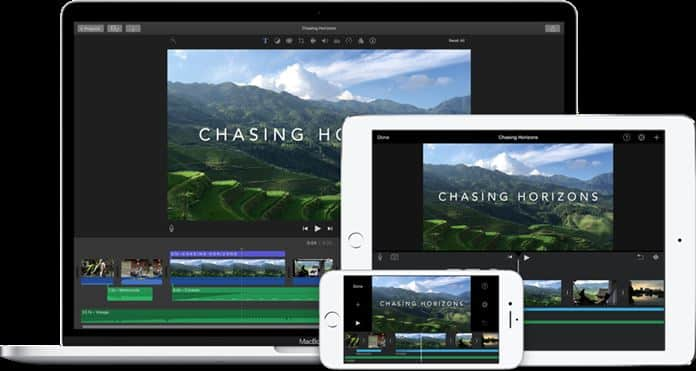 Software Edit Video PC Terbaik Terpopuler - Apple iMovie