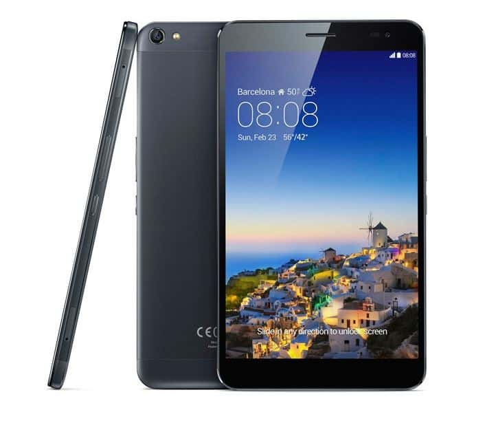 Tablet RAM 2GB - HUAWEI MediaPad X1.