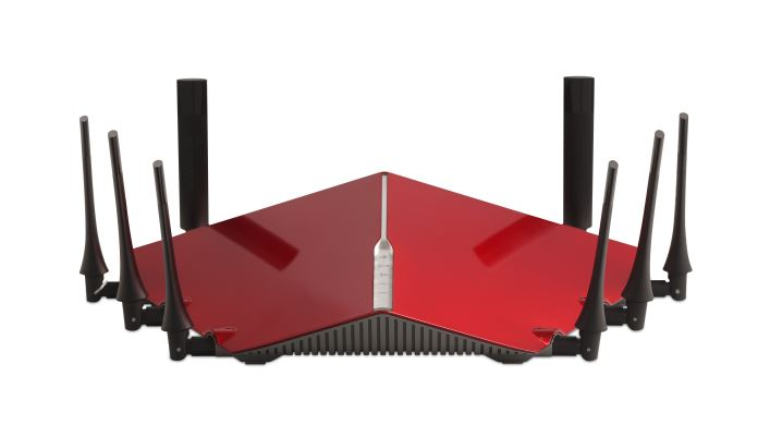 Wireless Router Terbaik - D-Link AC5300 Ultra Wi-Fi Router