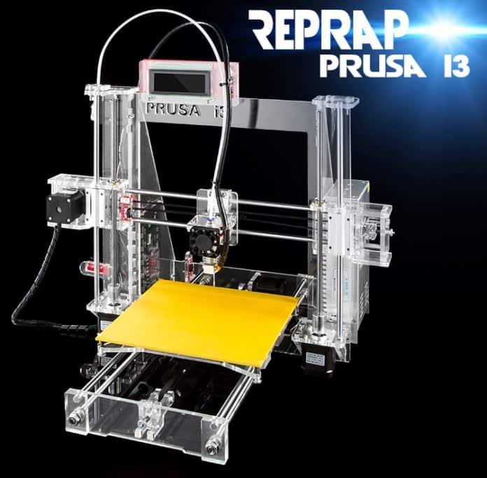 Harga Printer 3 Dimensi Termurah Terjangkau Sunhokey 3D Printer Prusa i3