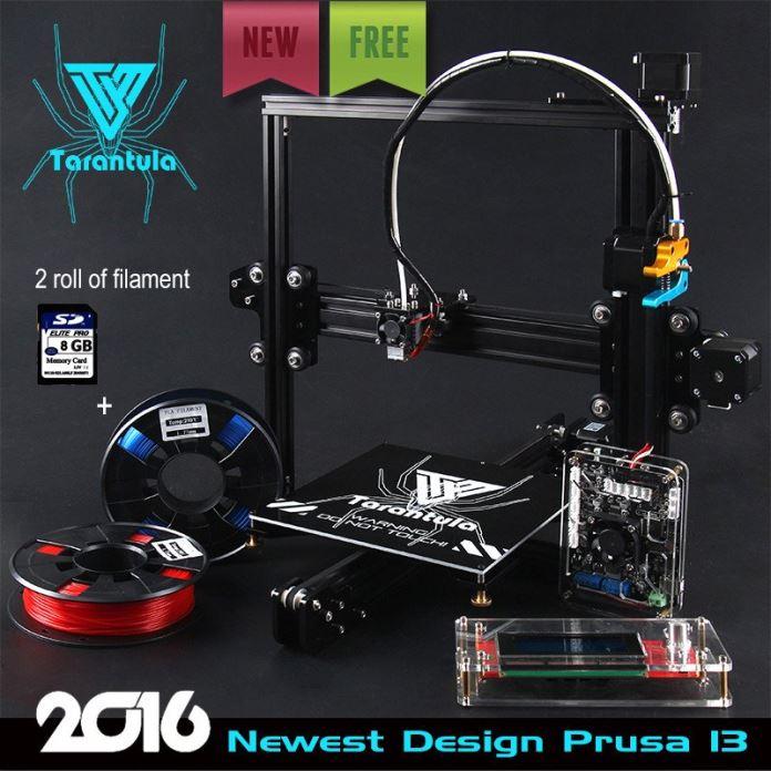 Harga Printer 3 Dimensi Termurah Terjangkau Tevo Tarantula Prusa i3 3D printer