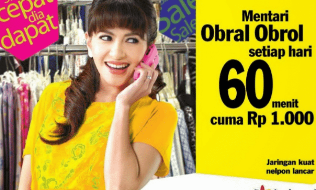 Paket Indosat Murah