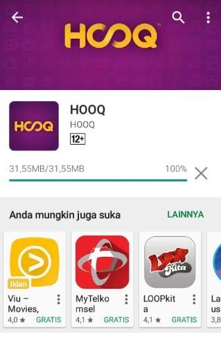 Cara Menggunakan Kuota Hooq Viu Telkomsel Untuk Nonton Film
