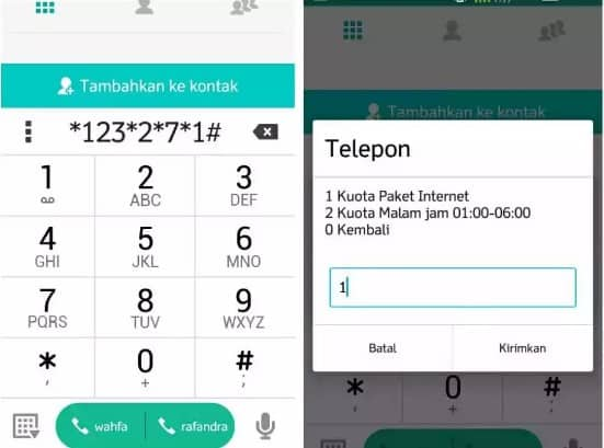 Cara Cek Sisa Pulsa Kuota Dan Paket Internet Indosat Ooredoo
