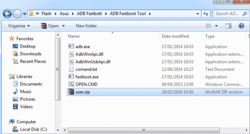 Cara Flash Asus Zenfone 5 Botloop