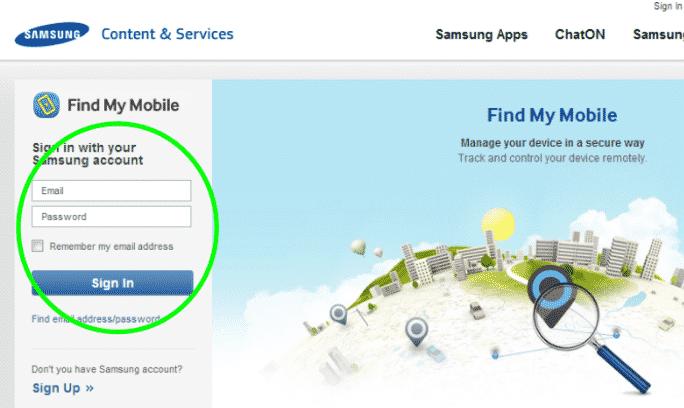 Cara Melacak HP Samsung Yang Hilang Dengan Mudah