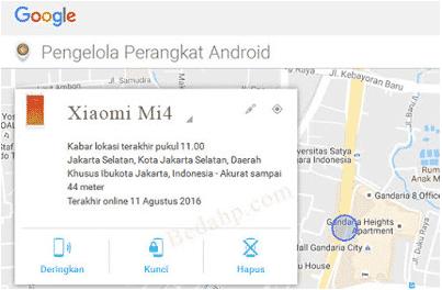 Cara Membuka Kunci HP Xiaomi