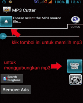 Mudah 2 Cara Memotong Dan Menggabungkan Lagu Mp3 Di Hp Android