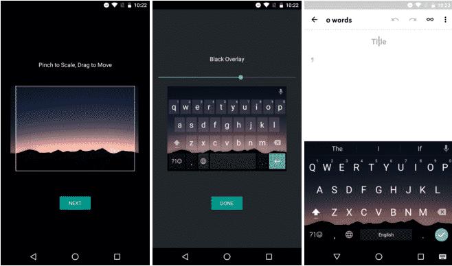 Cara Mengganti Tema Google Keyboard Android dengan Foto Sendiri