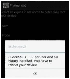 Cara Root Android Menggunakan Framaroot