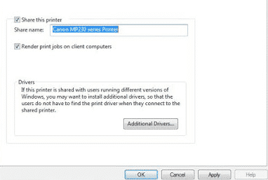 Cara Sharing Printer Windows 7 2