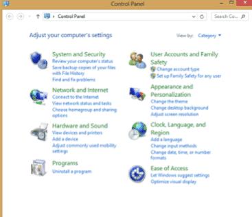 Cara Sharing Printer Windows 8
