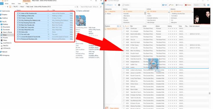 Cara Transfer File di iPhone, iPad atau iPod Tanpa iTunes