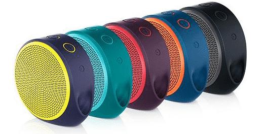 Logitech Mobile Wireless Speaker X100
