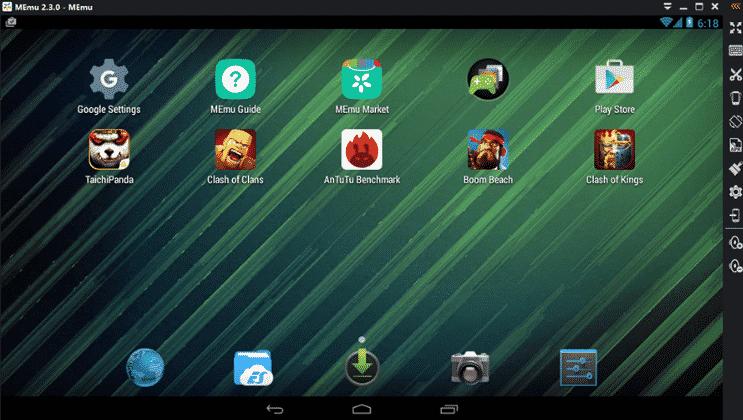 emulator android paling ringan untuk pc jadul