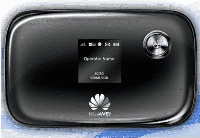 Modem 4G LTE Huawei MiFi Modem 4G LTE