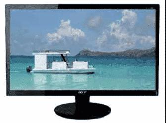 Monitor Acer P166HQL 15.6″ LED