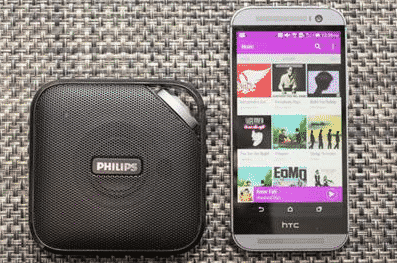 Philips Speaker Bluetooth BT2500B