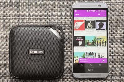 Philips Speaker Bluetooth BT2500B