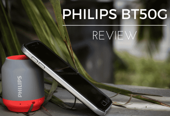 Philips Wireless Speaker BT50