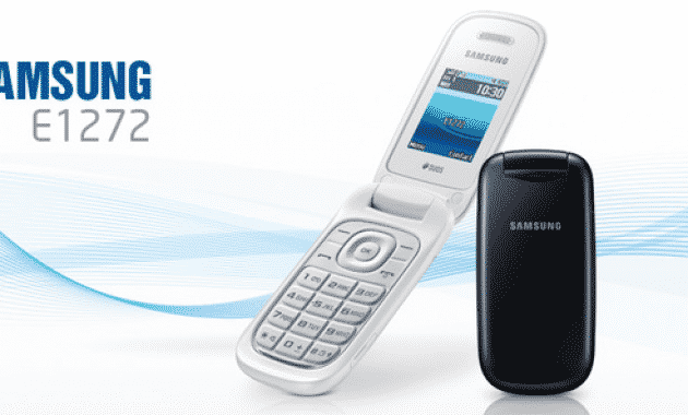 Cara Flash Samsung E1272 Via Research Download