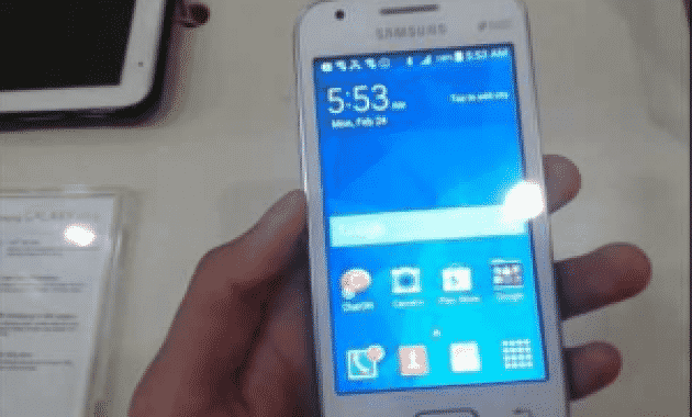 Cara Flashing Samsung Galaxy V SM-G313HZ via Odin