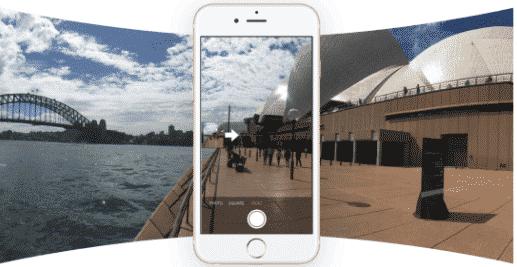 Cara Membuat Foto 360 Derajat di Android