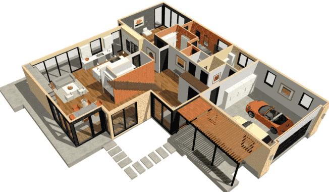 Pilihan 7 Aplikasi Desain Rumah Terbaik Untuk Pc