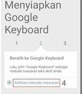 Membuat Tulisan Arab di HP Android